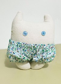 Rachel's Stylish 'Kitten in Bloomers'
