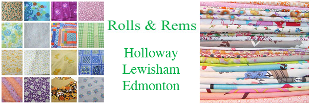 Rolls and Rems Shop in Holloway Lewisham and Edmonton