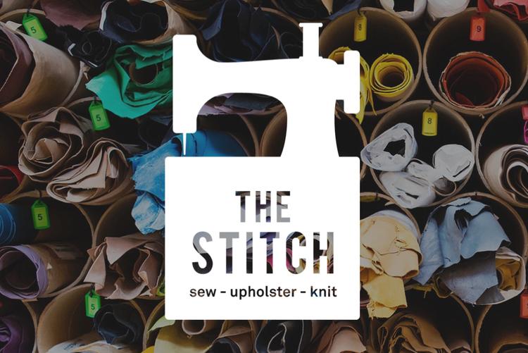 The Stitch Community Group West Norwood Logo
