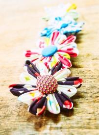 Decorative brooches