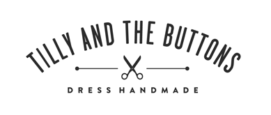 Tilly and the Buttons website Banner