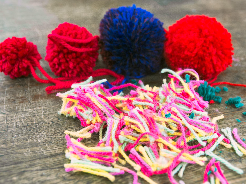 RunnyCustard Stitch Pom Poms 2015 005