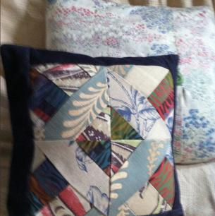Gabrielle cushions