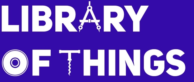 Library of Things logo