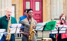 The Stitch at West Norwood Feast June 2016