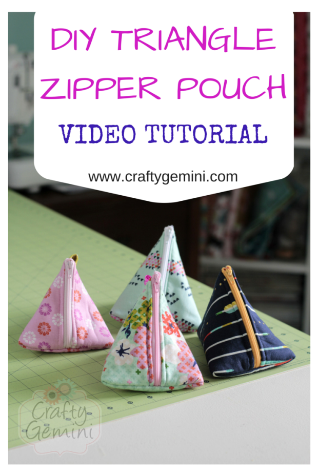 triangle-zipper-pouch
